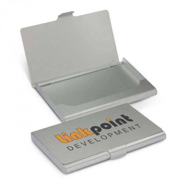 Aluminium Business Card Case