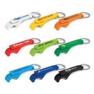 Snappy Bottle Opener Keyring