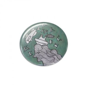 Button Badge Round – 58mm