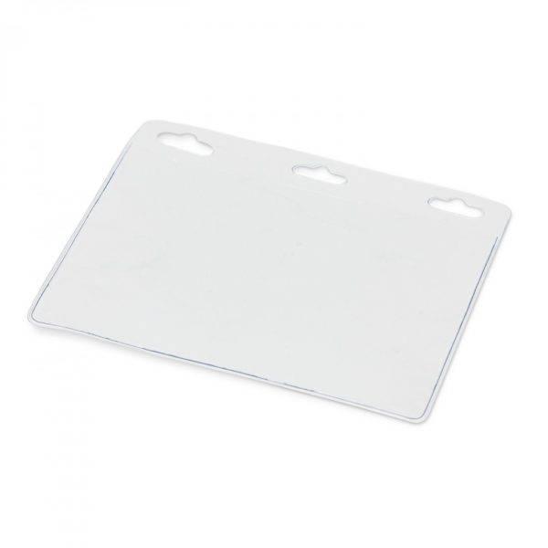 Clear Vinyl ID Holder