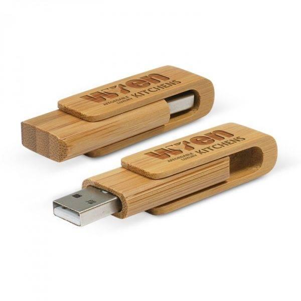 Bamboo Flash Drive