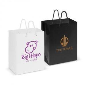 Laminated Carry Bag – Medium