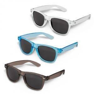 Malibu Premium Sunglasses – Translucent