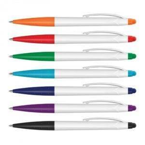 Spark Stylus Pen – White Barrel