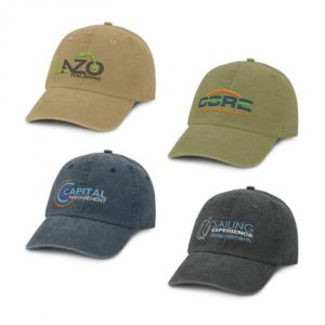 Stone Washed Premium Cap