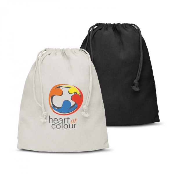 Cotton Gift Bag - Medium
