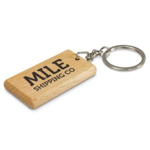 Artisan Key Ring – Rectangle
