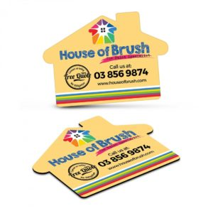 Fridge Magnet 70 x 50mm – House Shape