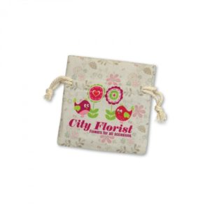 Turin Cotton Gift Bag – Small
