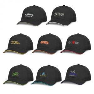 Swift Premium Cap – Black