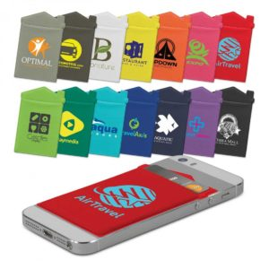 Lycra House Phone Wallet – Heat Transfer