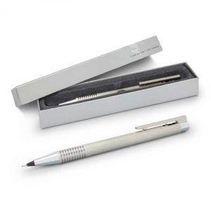 Lamy Logo Pencil – Brushed Steel