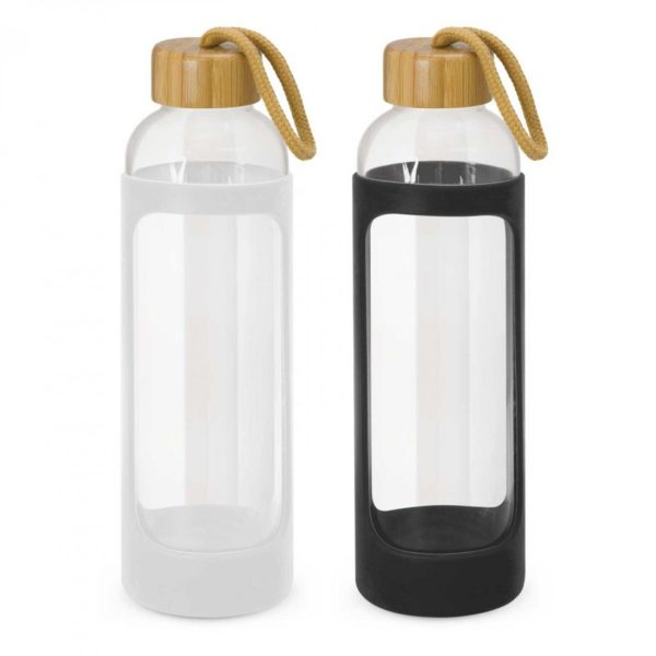 Eden Glass Bottle - Silicone Sleeve