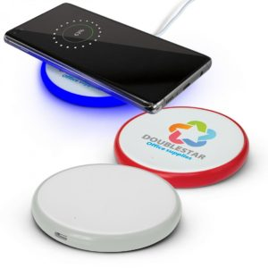 Radiant Wireless Charger – Round