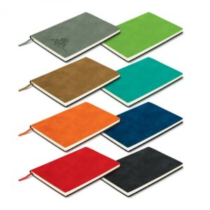 Genoa Soft Cover Notebook