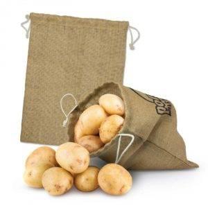 Jute Produce Bag – Large