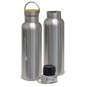 Nomad Deco Vacuum Bottle – Stainless