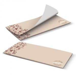 DLE Horizontal Note Pad – 25 Leaves
