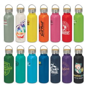 Nomad Deco Vacuum Bottle – Powder Coated