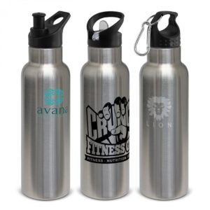Nomad Vacuum Bottle – Stainless