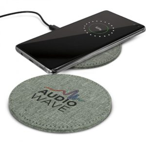 Hadron Wireless Charger- Fabric