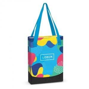 Plaza Tote Bag – Full Colour Small