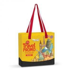 Plaza Tote Bag – Full Colour Large