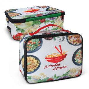 Zest Lunch Cooler Bag – Full Colour
