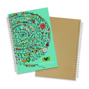 Lancia Full Colour Notebook – Medium